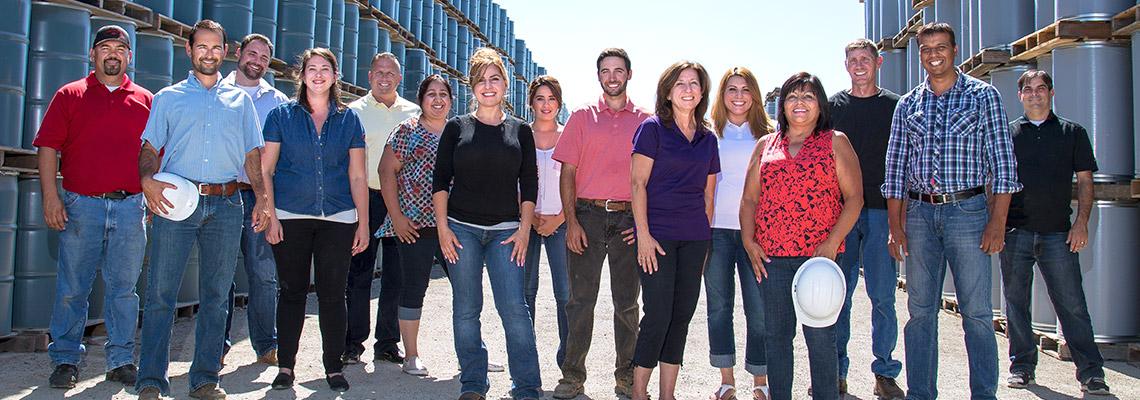 Morning Star Tomato Kitchens team
