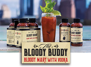 The Bloody Buddy Bloody Mary
